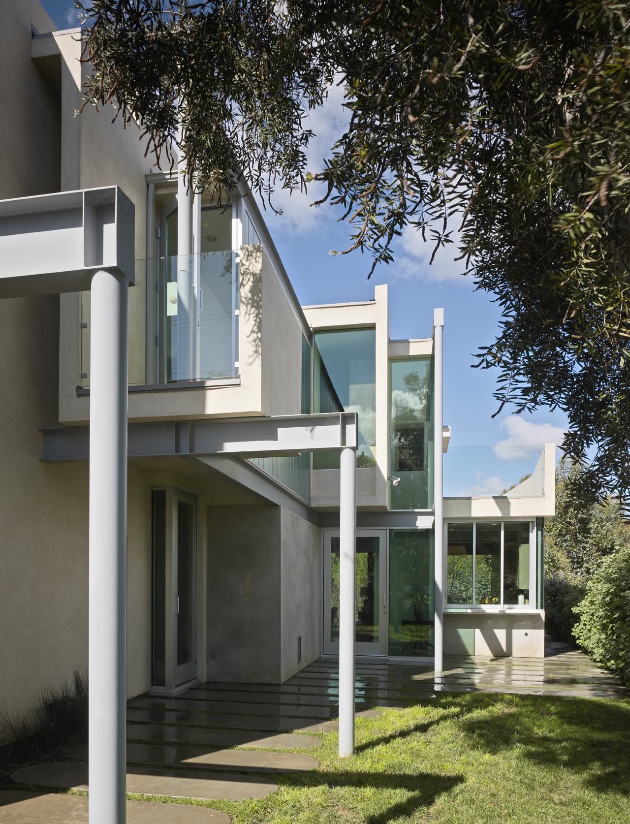 Pacific Palisades Residence / Warren Techentin Architecture, © Eric Staudenmaier