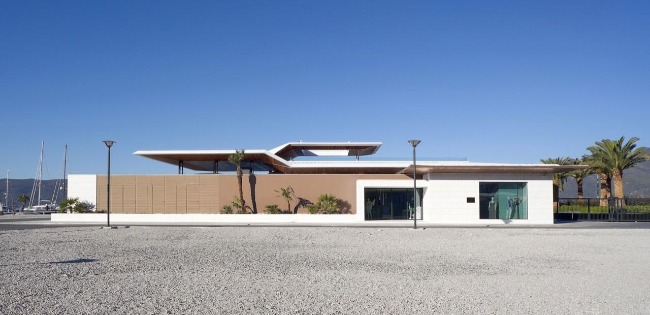 LidoMar Clubhouse / Studio RHE, © Manuel Vazquez