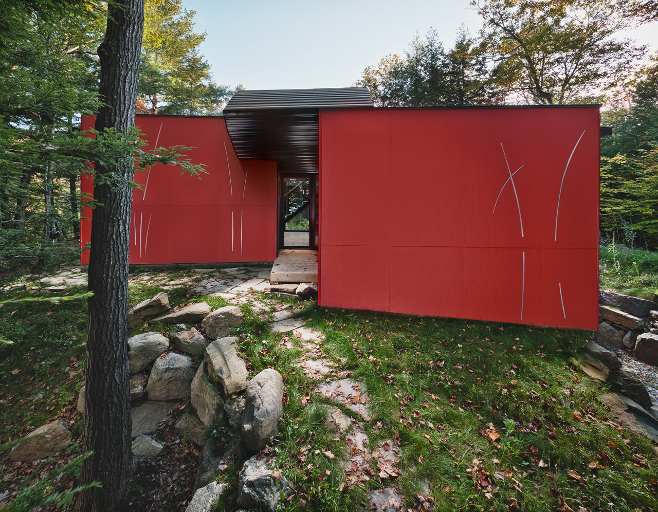 Hill-Maheux Cottage / Kariouk Associates, © Photolux Studios (Christian Lalonde)
