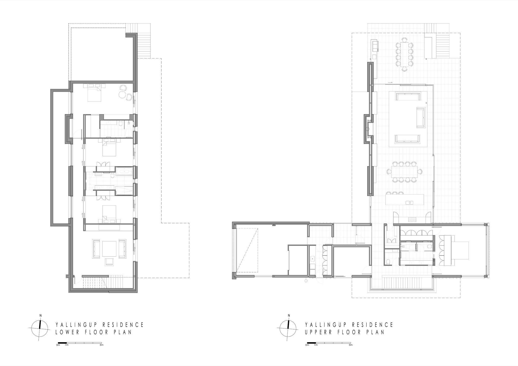 Good Yallingup Residence,Plan Photo Gallery