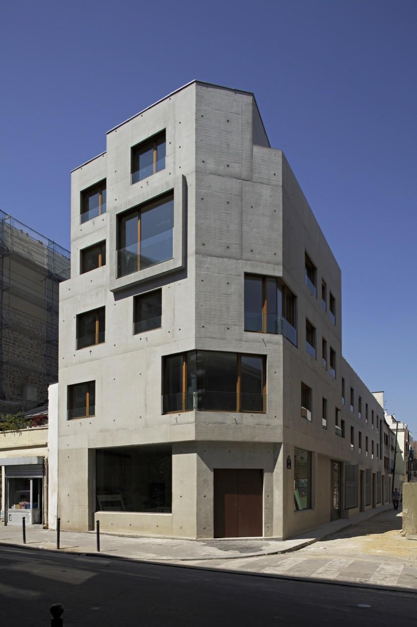 Rue du Nord / Charles-Henri Tachon, © Kristen Pelou