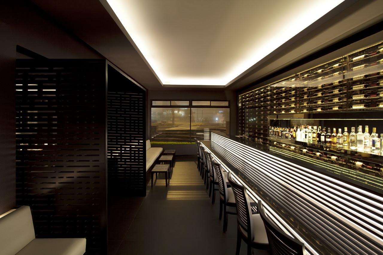 Gallery of dim sum bar hou de sousa 11 for Design hotel quito