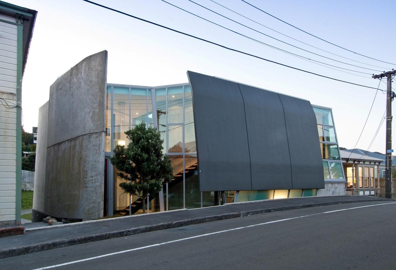 Concrete House / Simon Twose, © Paul McCredie