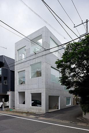 House H / Sou Fujimoto, © Iwan Baan