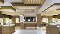 Zlatarna Celje Jewelry / OFIS architects