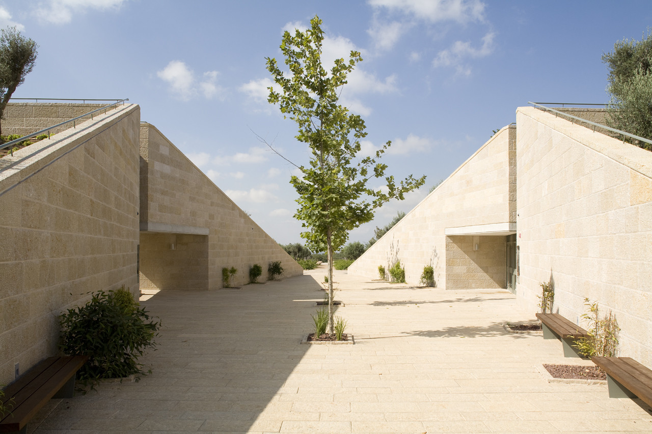 Ramat Hanadiv Visiting Center / Ada Karmi-Melamede Architects, Courtesy of  ada karmi-melamede architects