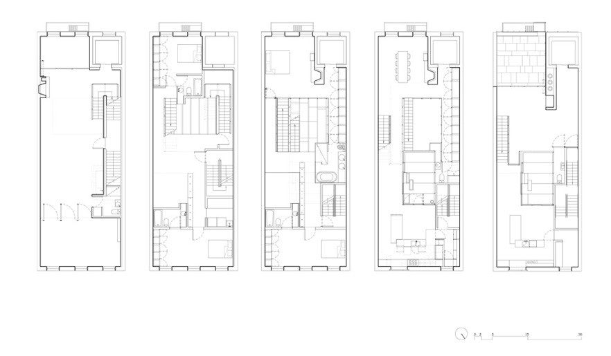 Gallery Of Inverted Warehouse-Townhouse / Dean-Wolf
