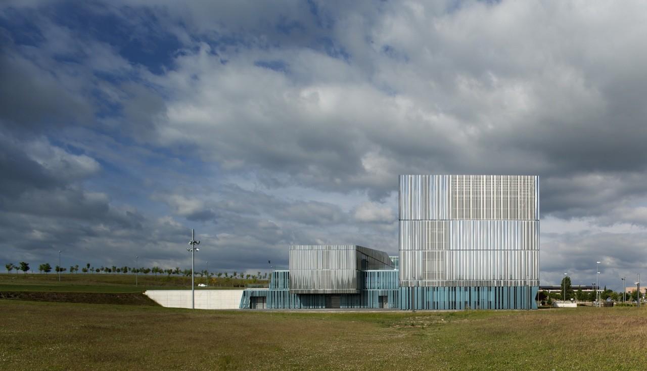 CIC ENERGIGUNE / ACXT Arquitectos, © Aitor Ortiz