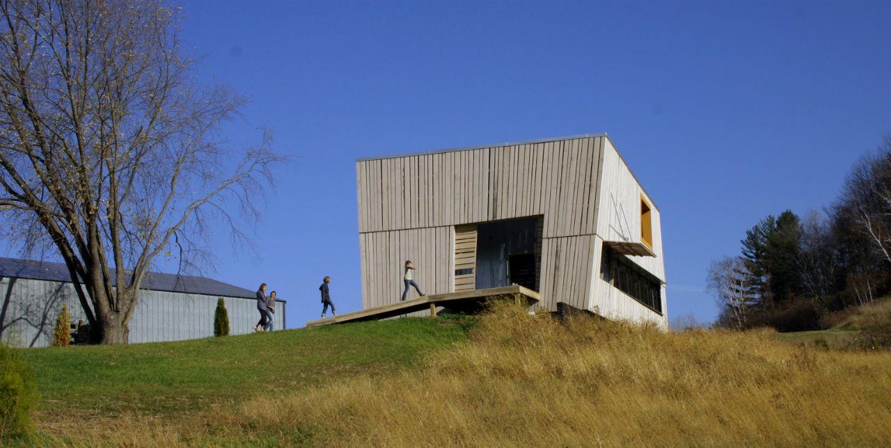 Blair Barn House Alchemy Architects ArchDaily