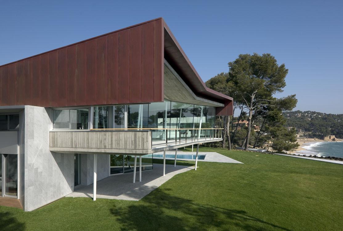 Summer Residence in Calogne / Fuses i Viader, © Duccio Malagamba