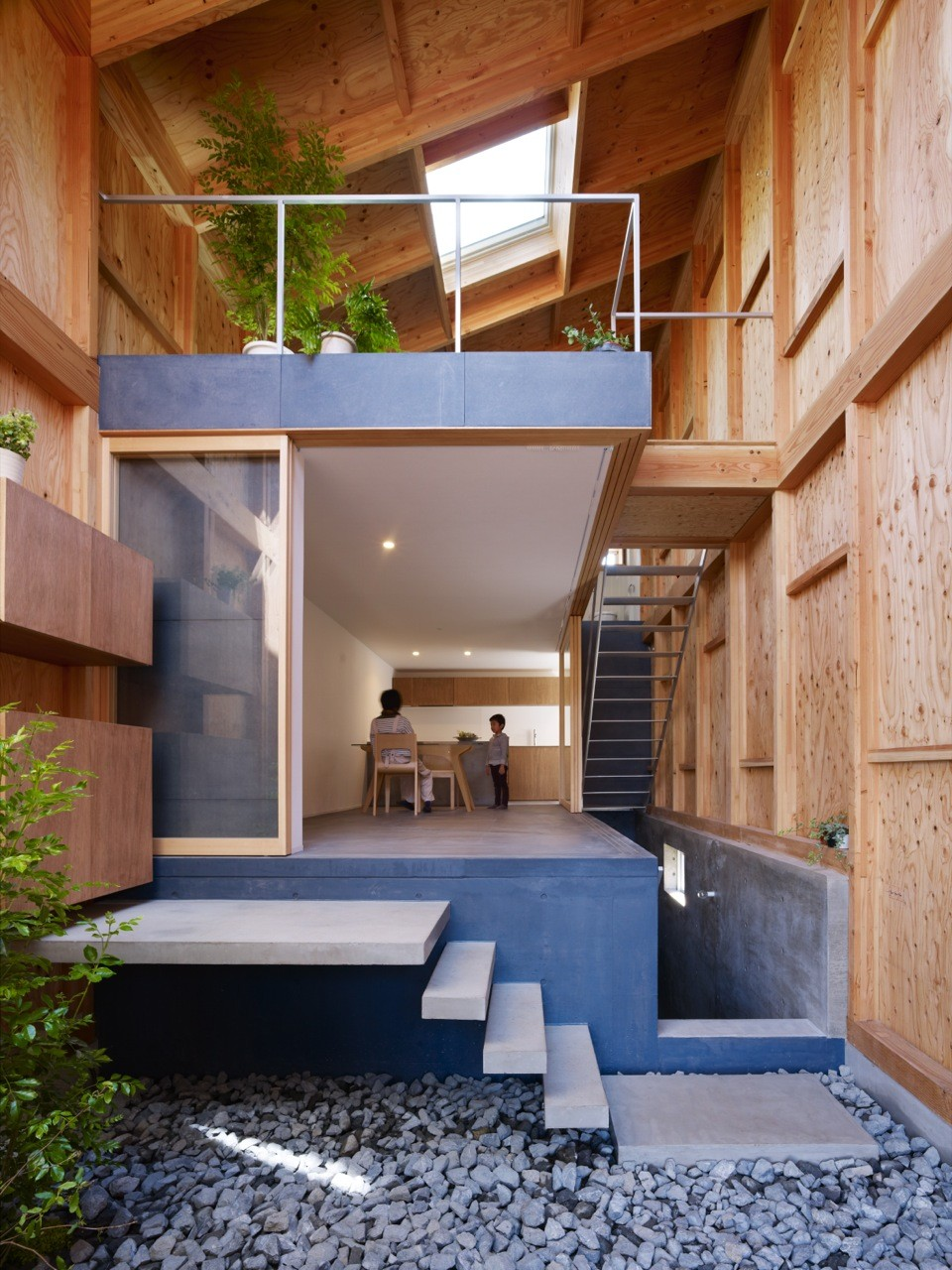 House in Seya / Suppose Design Office, Courtesy of  suppose design office