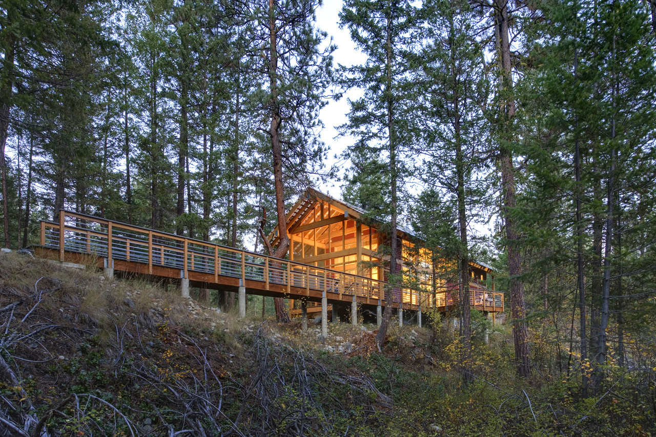 Foster Loop / Balance Associates Architects, © Steve Keating Photography