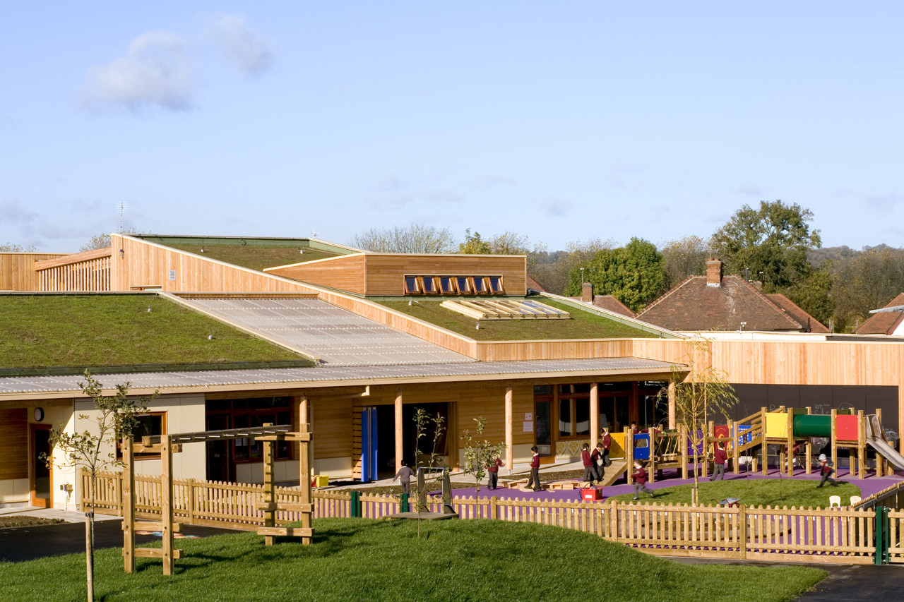 The Krishna-Avanti Primary School / Cottrell & Vermeulen Architecture, © Anthony Coleman