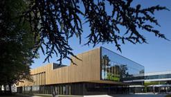 Groupe scolaire à Sarcelles / Gaetan Le Penhuel Architectes