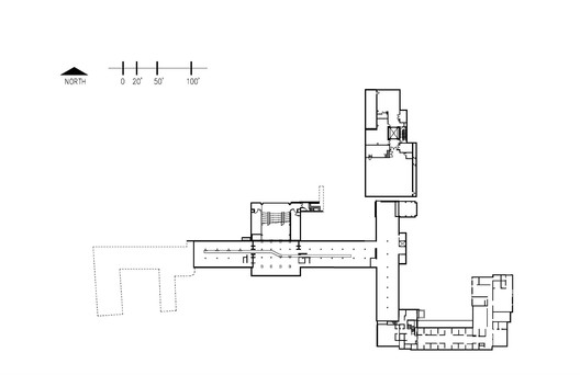 basement level plan