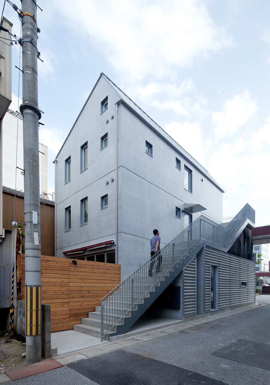 H-House / TOFU architects, ©  Yohei Sasakura