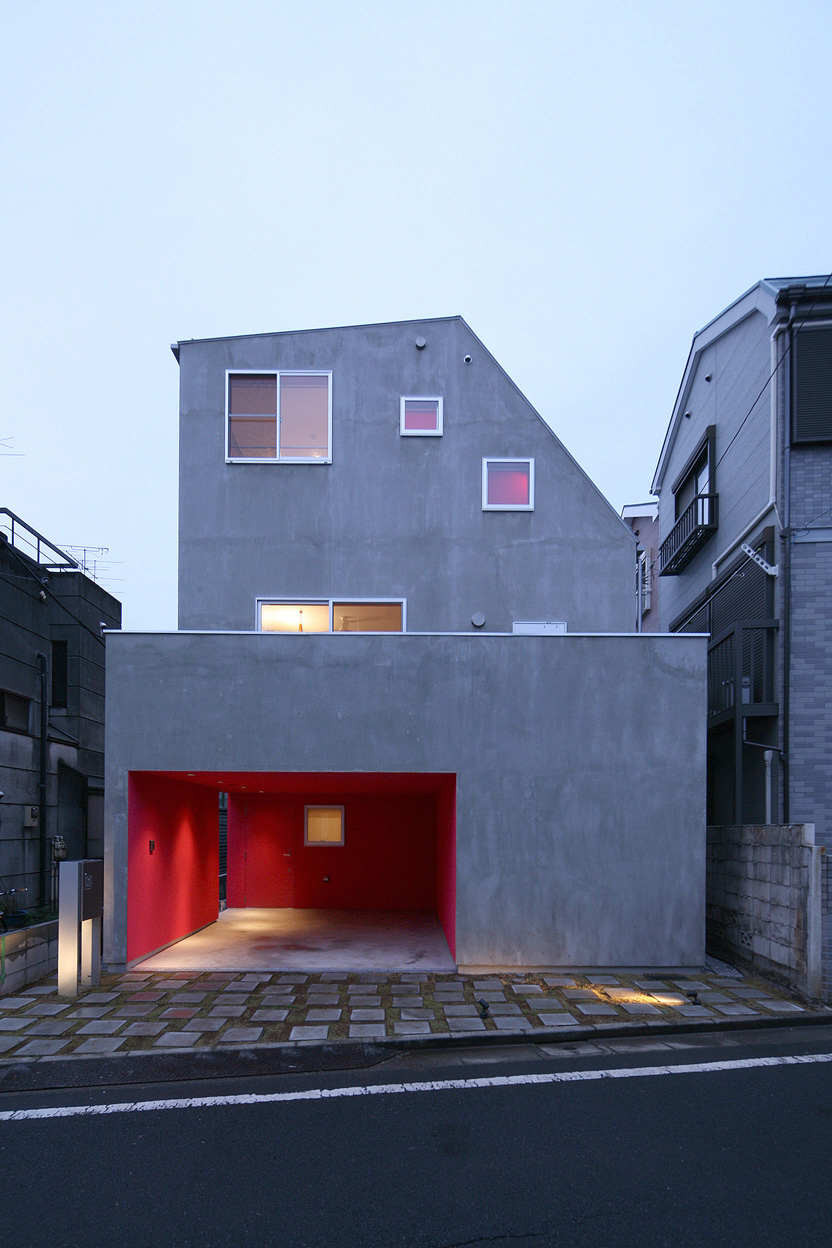 Courtesy of  akira koyama + key operation inc. / architects