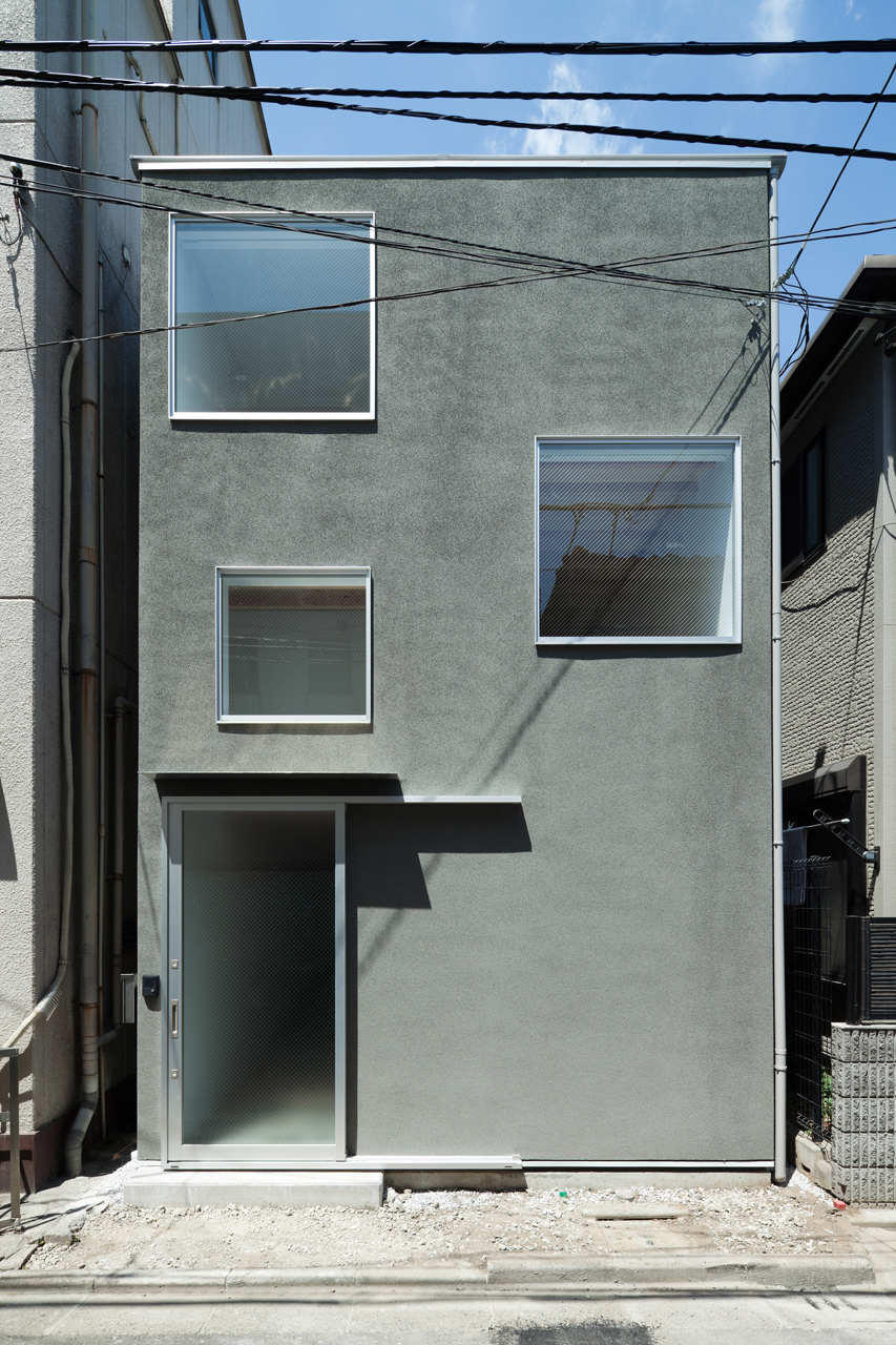 Urban hut takehiko nez architects takumi ota photography