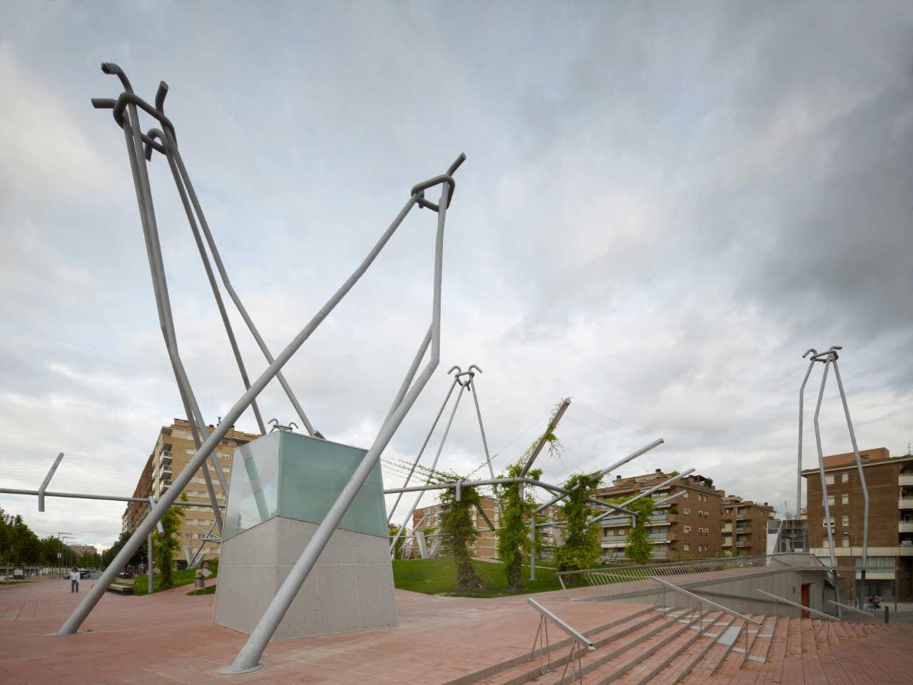 Blas Infante Square / Domingo Ferré, © Jordi Bernadó