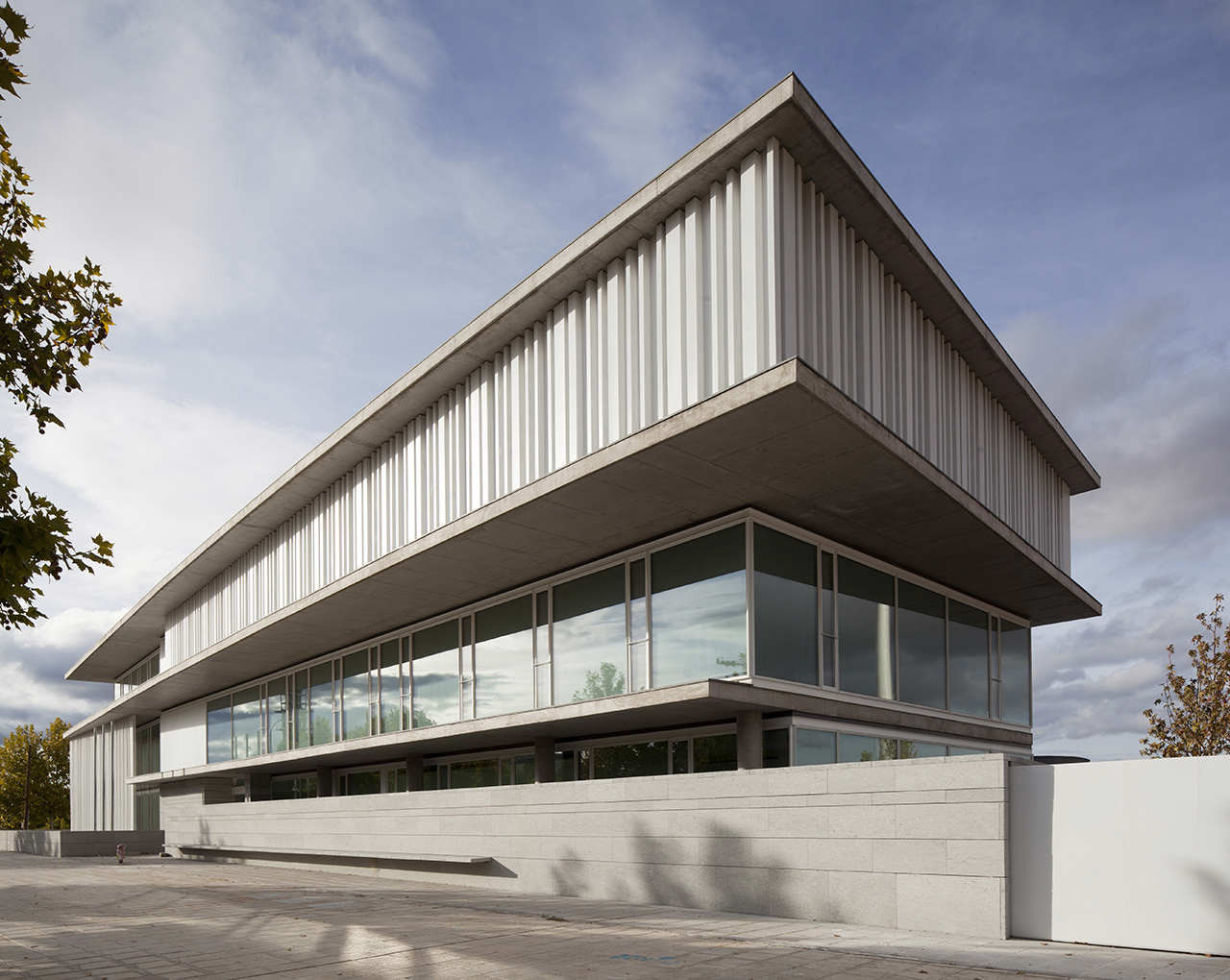 New Headquarters Of The Healthcare And Social Affairs Ministry in Toledo / TASH, © Miguel de Guzmán