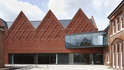 Brentwood School Study Centre and Auditorium / Cottrell & Vermeulen Architecture