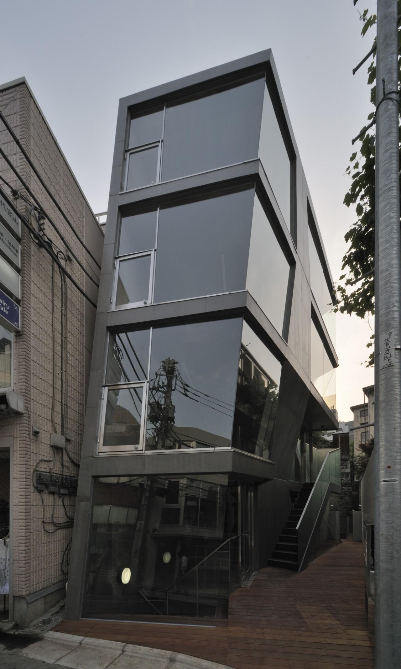 DST / aat + makoto yokomizo architects, © Hiro Sakaguchi
