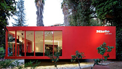 Miele Light Box / Gonzalo Mardones Viviani