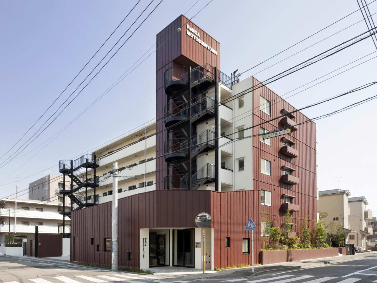 ReNOA Motosumiyoshi / KEY OPERATION INC., © KEY OPERATION INC. / ARCHITECTS + ReBITA Inc.