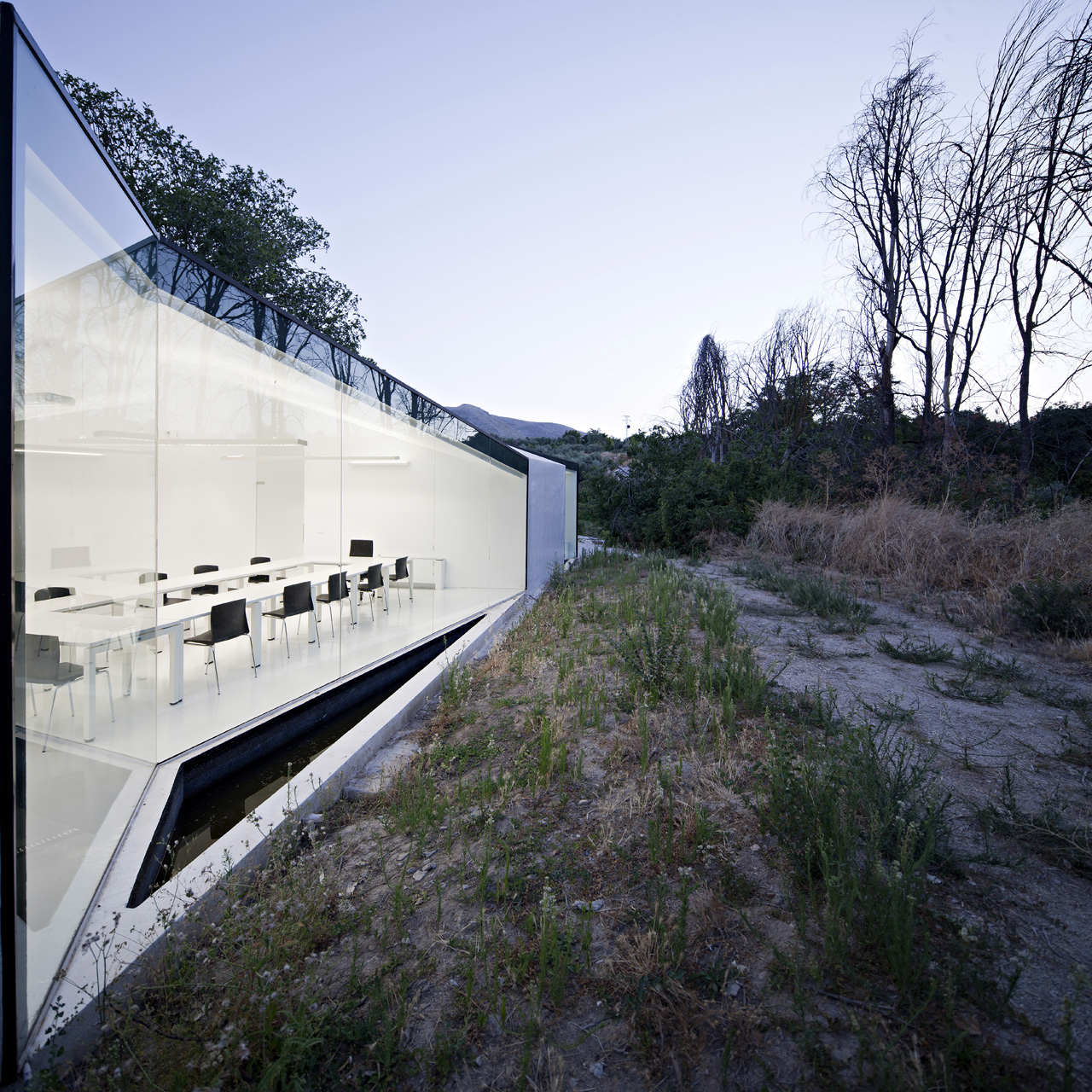 Gallery of biodiversity center tomas garcia piriz cuac - Cuac arquitectura ...