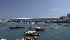 Fisterra Fishmarket / CREUSeCARRASCO Arquitectos