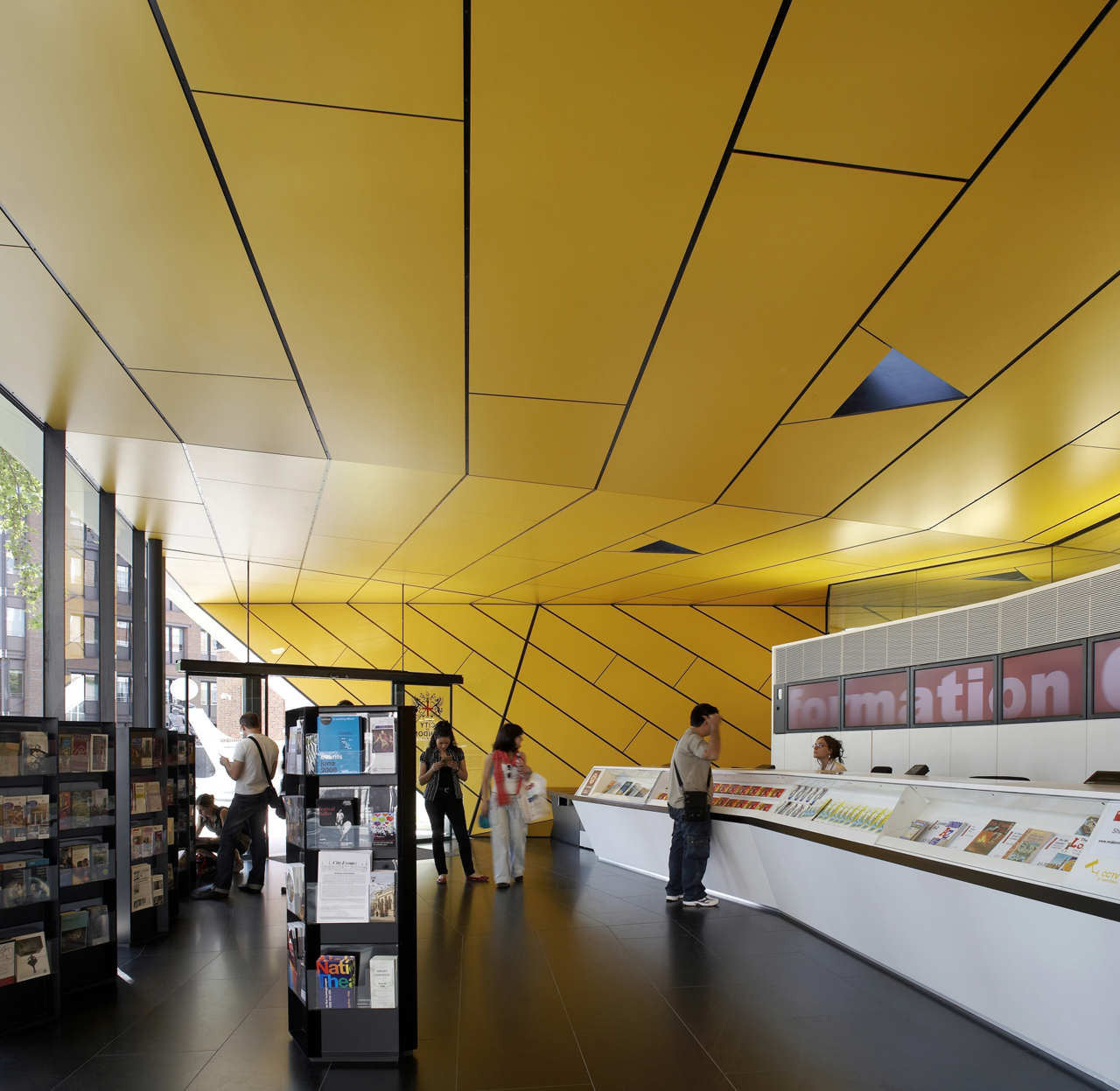 Gallery Of City Of London Information Centre Make