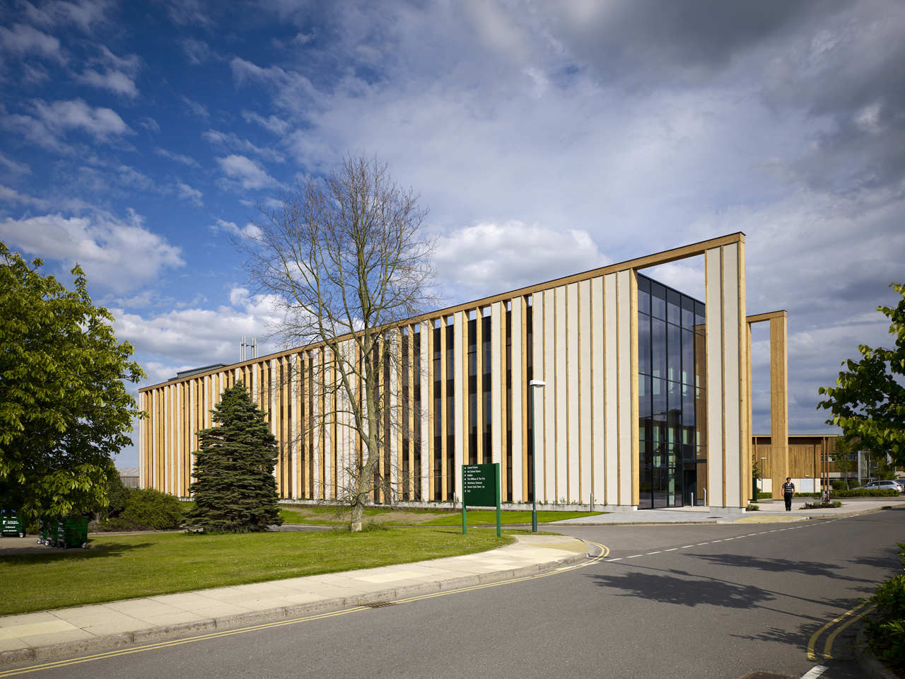 The University of Nottingham - The Gateway Building / Make Architects, © Make Architects