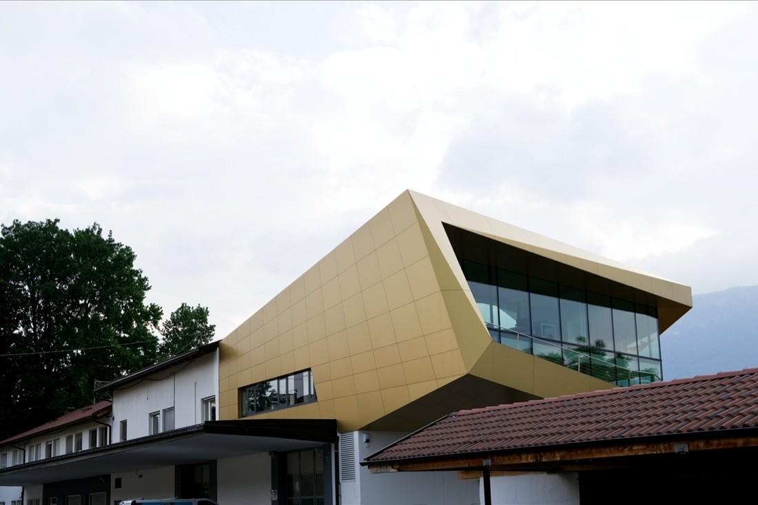 Hans Klotz / monovolume architecture + design, © Urlich Egger