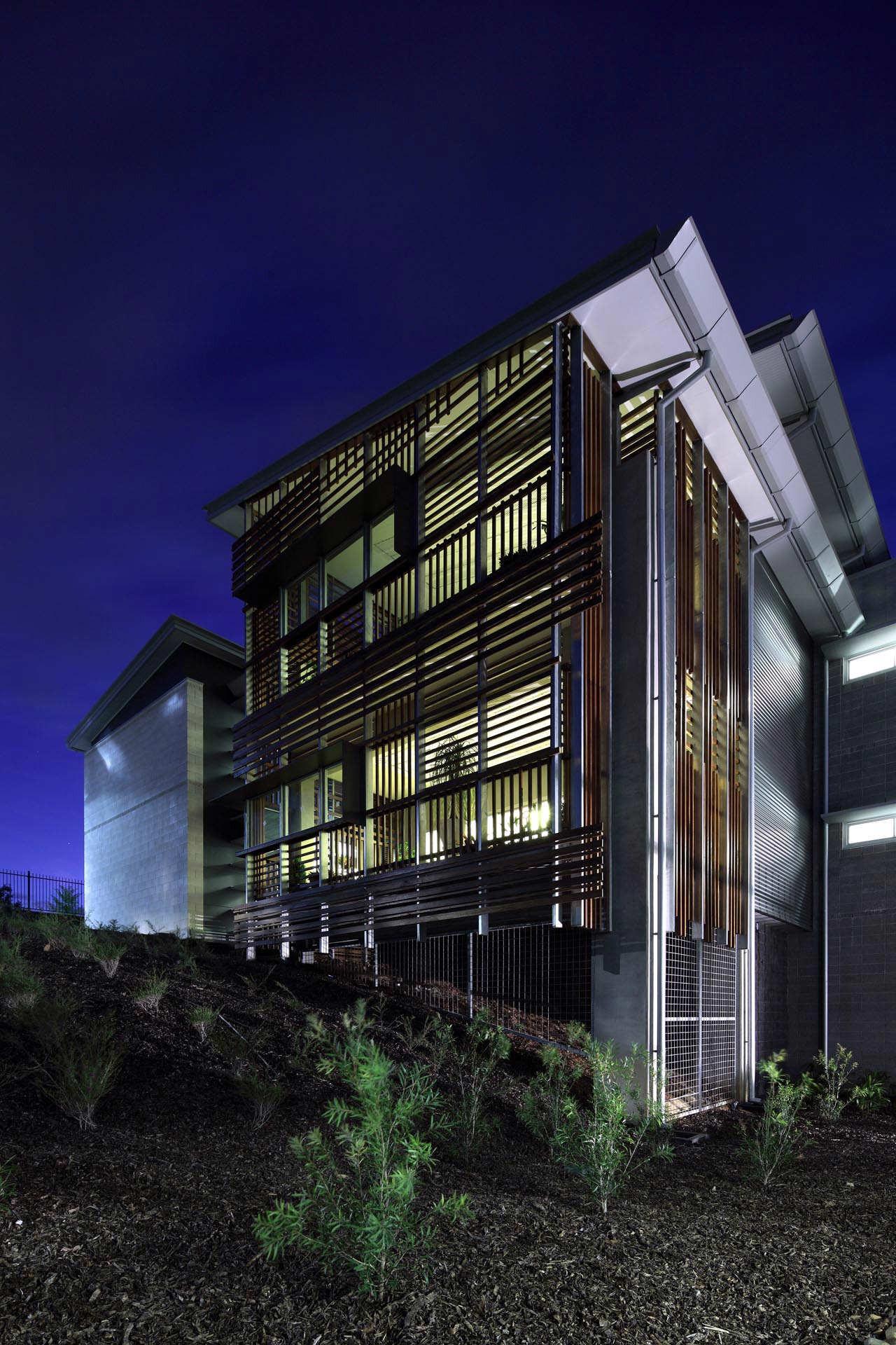 Parkview Wheller Gardens / Fulton Trotter Architects, © John Mills