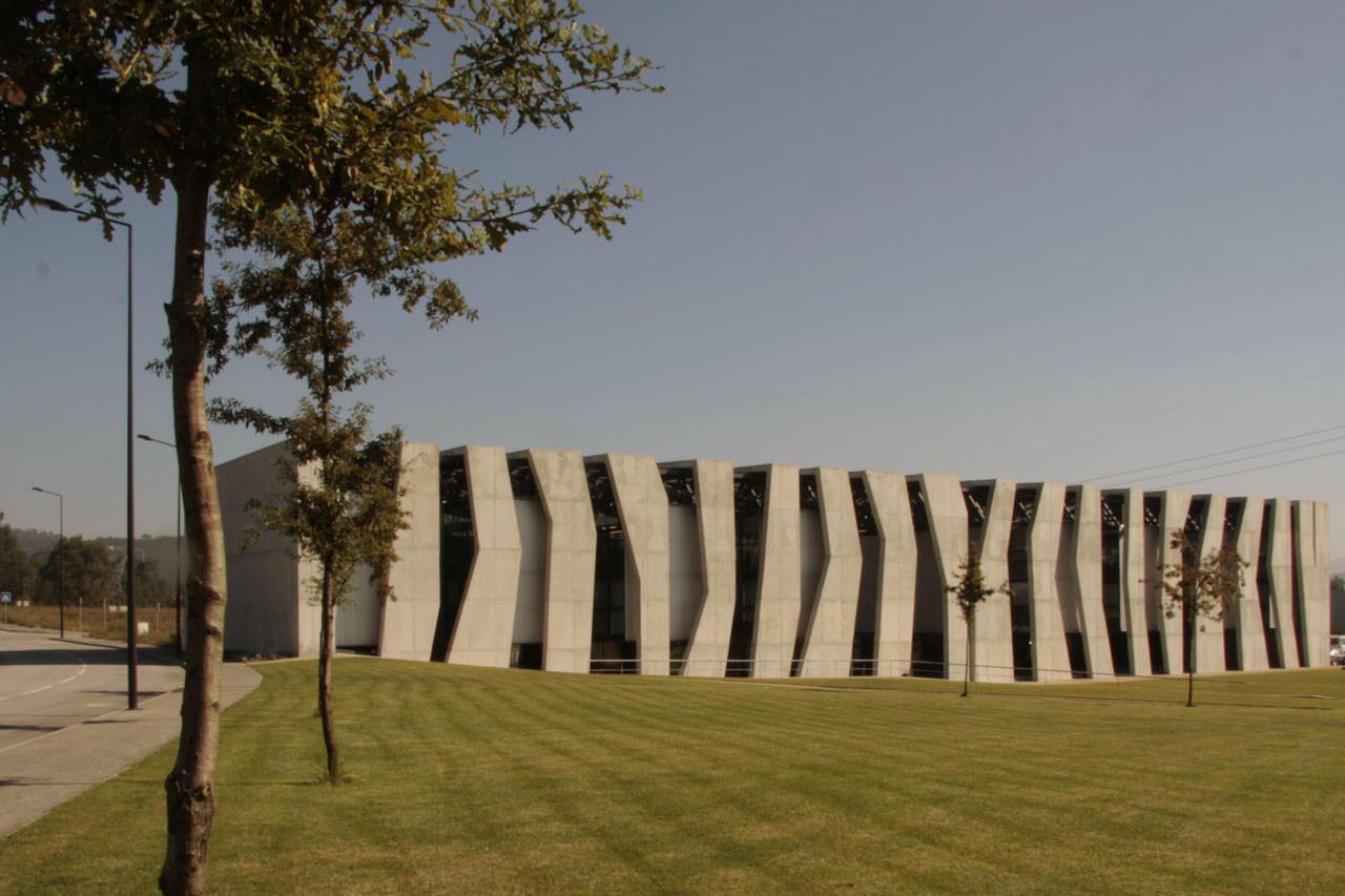 Spinpark / Cerejeira Fontes Arquitectos, Courtesy of  cerejeira fontes arquitectos