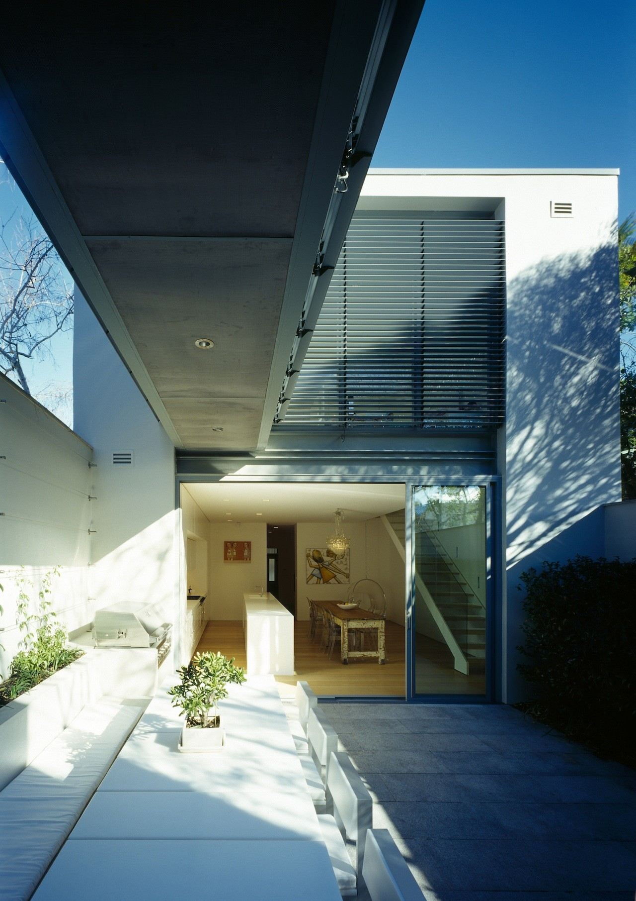 Fink House / Ian Moore Architects, © Brett Boardman