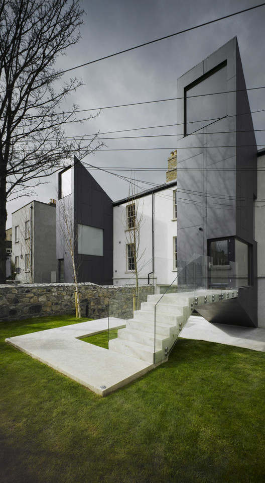 Houses In Castlewood Avenue / ODOS Architects, Courtesy of  odos architects