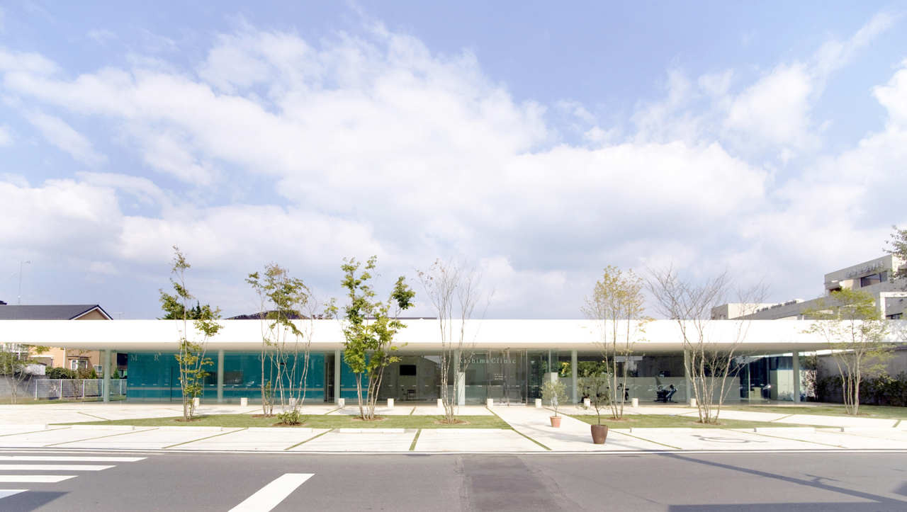Forest Clinic / Shinichi Ogawa & Associates, Courtesy of  shinichi ogawa & associates