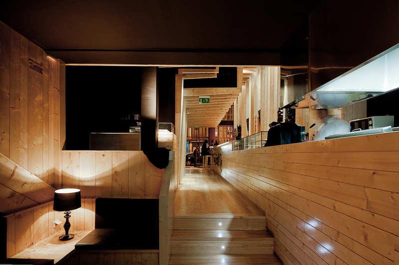 Gallery of bar la boheme ava architects 13 - Decoracion de pub ...