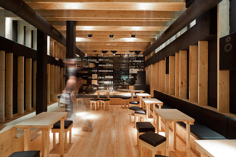 Bar La Boheme / AVA Architects, © José Campos