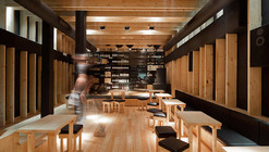 Bar La Boheme / AVA Architects