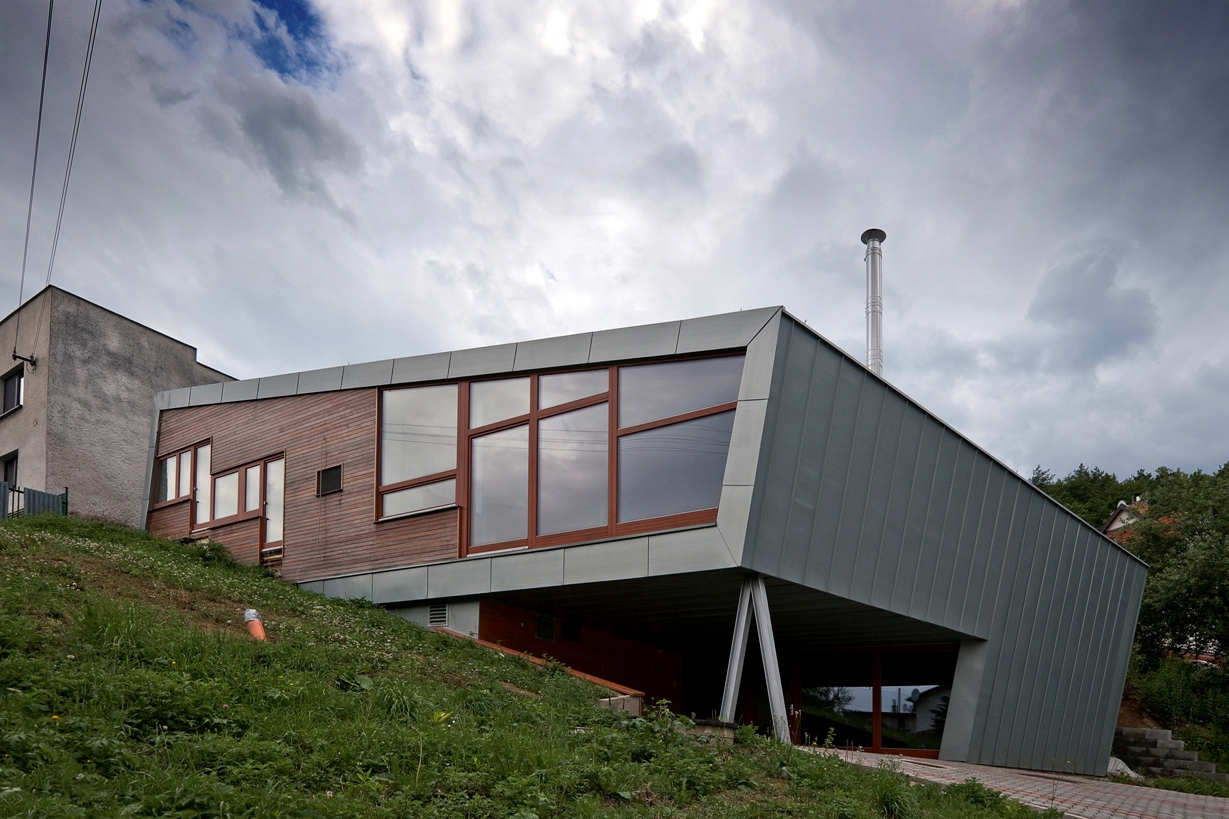 Villa A / Architektonicke Studio Atrium, © Ľubo Stacho & Jaroslav Vaľko