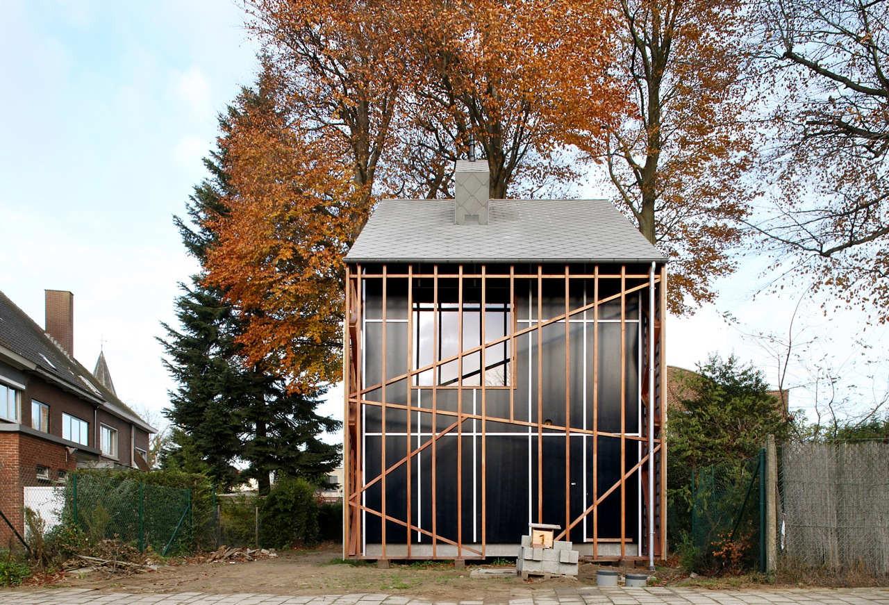 House Bernheimbeuk / architecten de vylder vinck taillieu, © Filip Dujardin