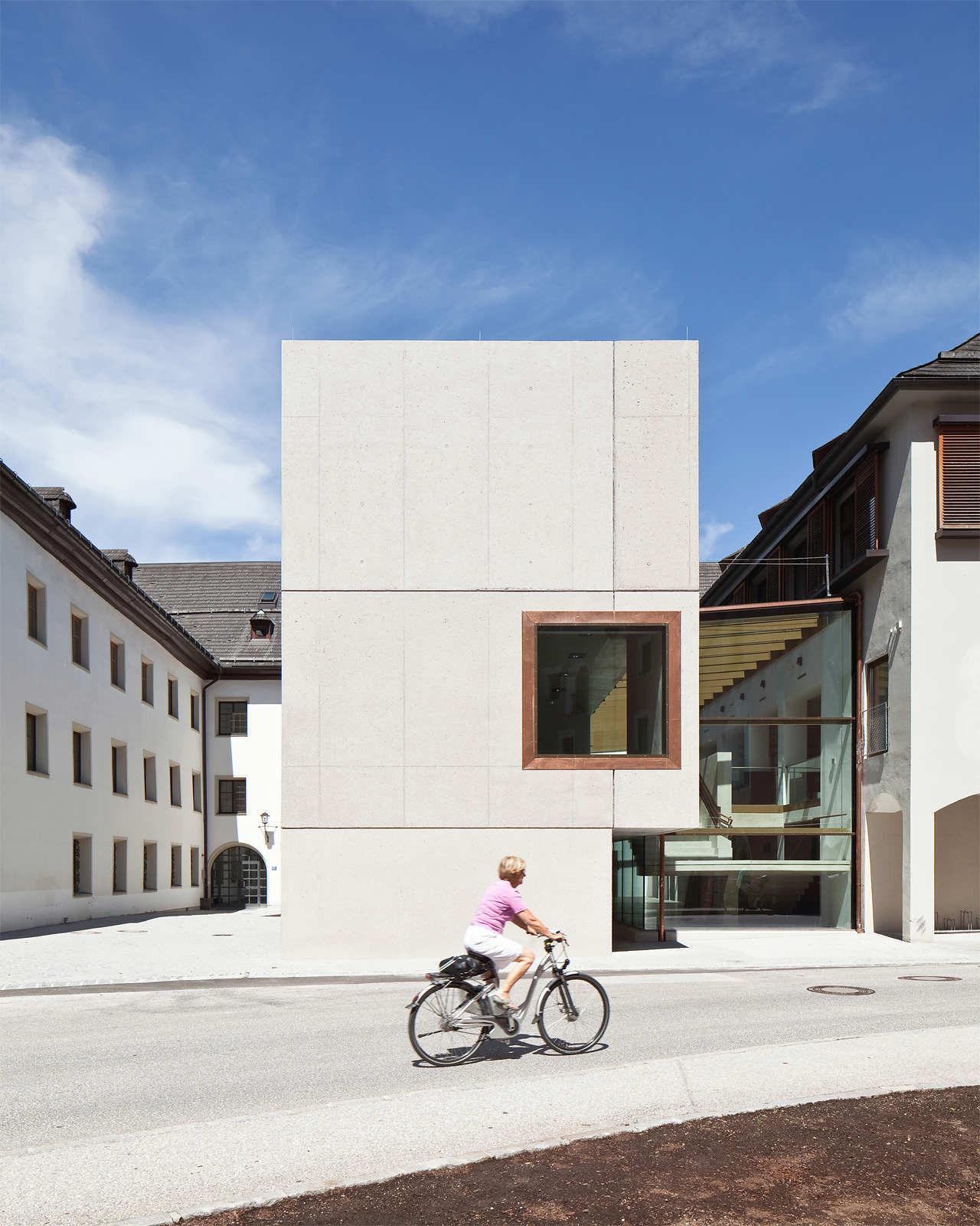Hauptschule Rattenberg / Daniel Fügenschuh, © Christian Flatscher