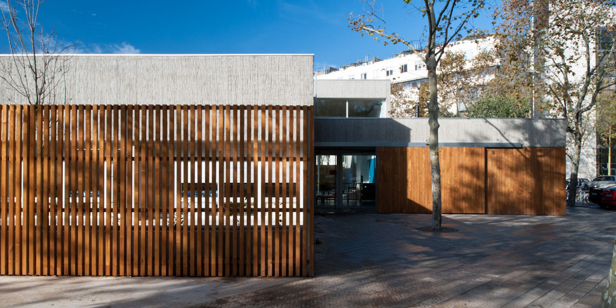 Nursery School In Barcelona / Maria Isabel Bennasar Felix, © Filippo Poli