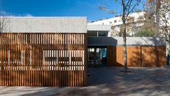 Nursery School In Barcelona / Maria Isabel Bennasar Felix