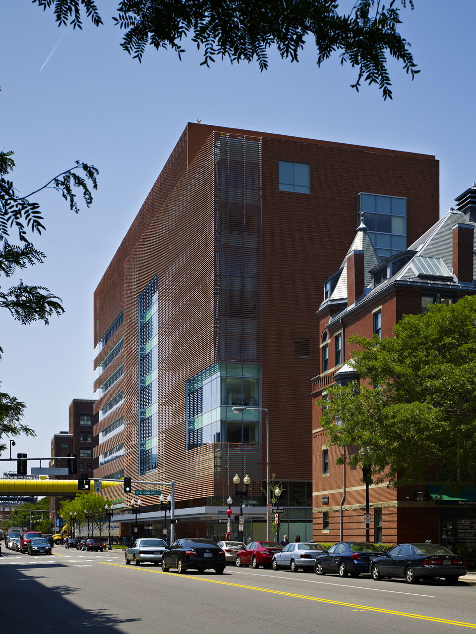 Boston Medical Center / TK&A Architects, © Jeffrey Totaro