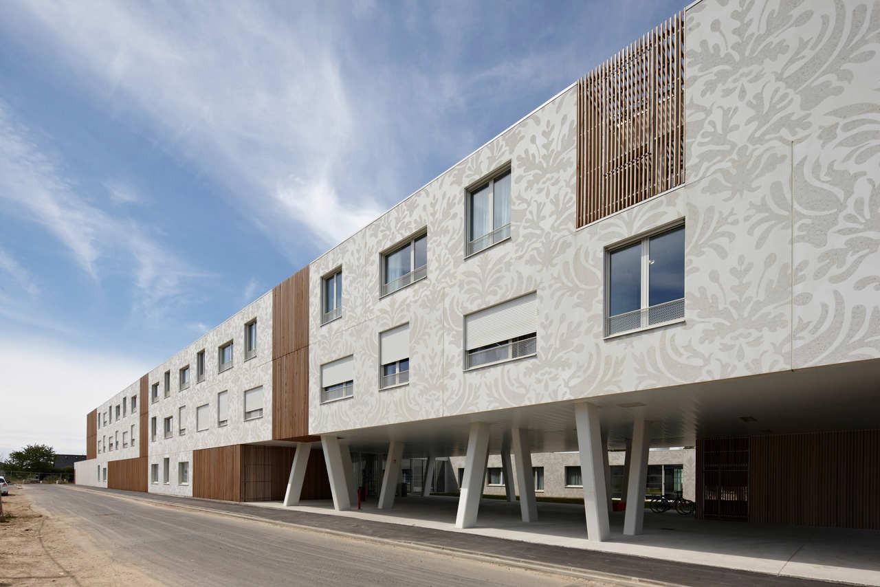 Monconseil Retirement Home / Atelier Zundel & Cristea, © Stephane Chalmeau