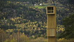 Seljord Watch Tower / Rintala Eggertsson Architects
