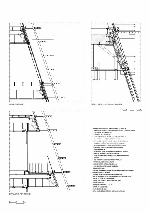 detailed elevation